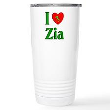 I (heart) Love Zia Travel Mug