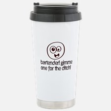 One For The Ditch Travel Mug