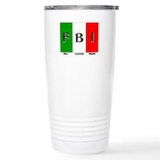 Full Blooded Italian Travel Mug