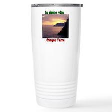 la dolce vita Cinque Terre It Travel Mug