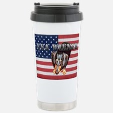 USA Wiener 2 Travel Mug
