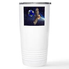 Night Hawk World Travel Mug