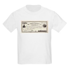 Emperor Norton Ten Dollar Bill T-Shirt