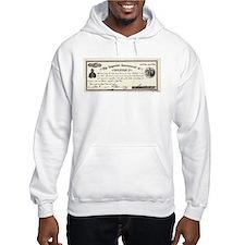Emperor Norton Ten Dollar Bill Hoodie