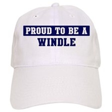 Proud to be Windle Baseball Cap