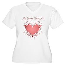 My Nanny Loves Me T-Shirt