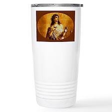 Vintage Coffee Ad Travel Coffee Mug