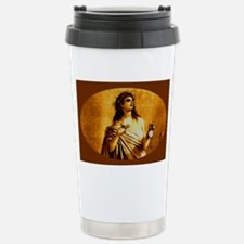Vintage Coffee Ad Travel Mug