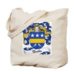 Boutin Family Crest Tote Bag