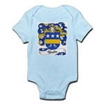 Boutin Family Crest Infant Creeper