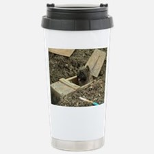 Cairn Terrier Earthdog Stainless Steel Travel Mug