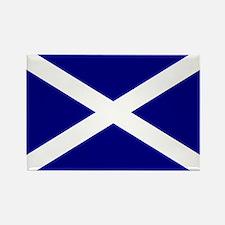 Scottish Flag Rectangle Magnet (10 pack)