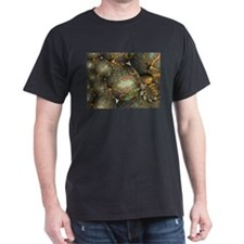 """Encrusted"" Fractal Art T-Shirt"