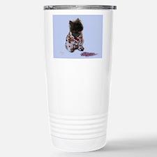 Christmas Cairn Travel Mug