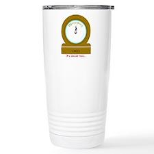 Molly's Clock Travel Mug