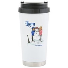 Cute Personalized liam Travel Mug