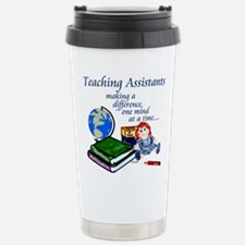 Cute Teacher assistant Travel Mug