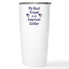 Funny Americolors Travel Mug