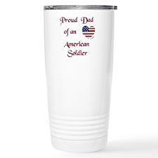Unique Americolors Travel Mug