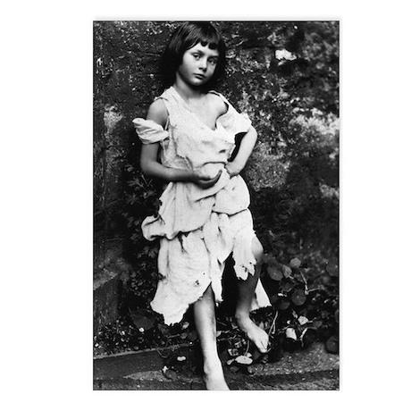 Alice Liddell Postcards (Package of 8)