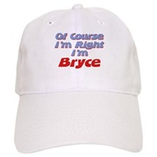 Bryce Is Right Baseball Cap