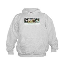 Animal Voices Hoodie