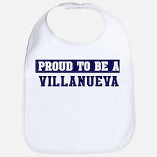 Proud to be Villanueva Bib