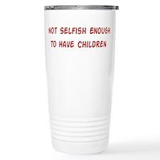 No Breeder Ego Travel Mug