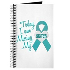 Missing My Sister 1 TEAL Journal