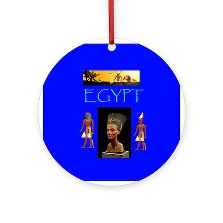 Ancient Egypt.T-Shirts,caps, Ornament (Round)