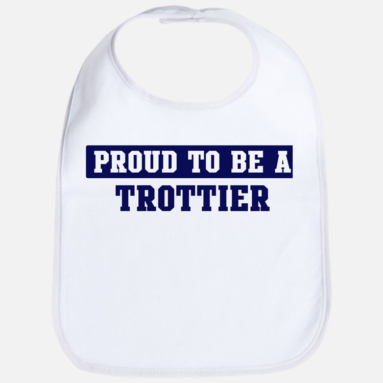 Proud to be Trottier Bib