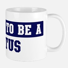Proud to be Titus Small Small Mug