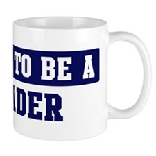 Proud to be Trader Small Mugs