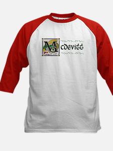 McDevitt Celtic Dragon Kids Baseball Jersey