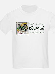 McDevitt Celtic Dragon Kids T-Shirt