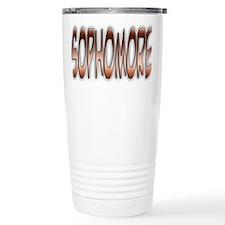 Copper Sophomore Travel Mug