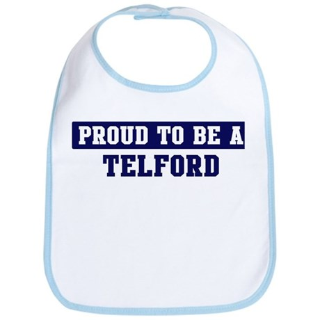 Proud to be Telford Bib