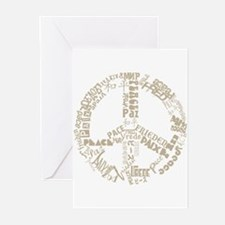 World Peace Greeting Cards (Pk of 20)