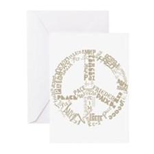 World Peace Greeting Cards (Pk of 10)