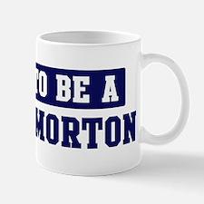 Proud to be Throckmorton Mug