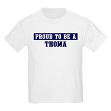 Proud to be Thoma T-Shirt