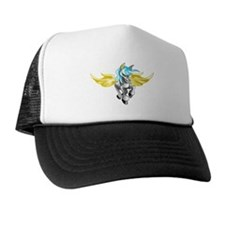 3D Pegasus Trucker Hat