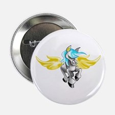 3D Pegasus Button