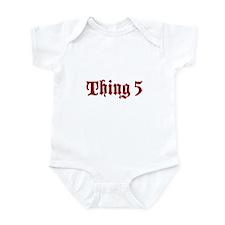 Thing 5 Infant Bodysuit