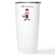 Pirate girl Travel Mug
