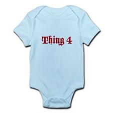 Thing 4 Infant Bodysuit