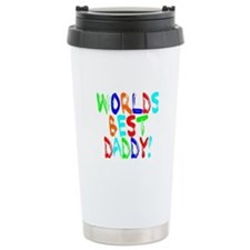 World's Best Daddy Travel Mug