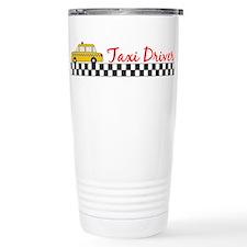 Taxi Driver Travel Mug