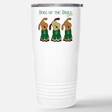Dogs Of The Dance Travel Mug