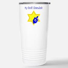 My First Chanukah Travel Mug